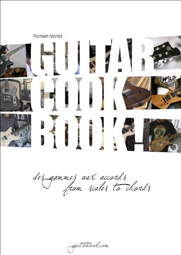 Guitar Cook Book de Romain Morlot (2014) Couverture  spirales