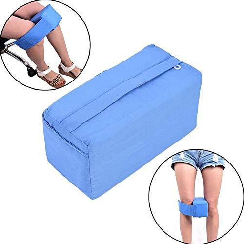 BD.Y Bein-Positionierer-Kissen, Knie-Leichtigkeit-Kissen-Kissen-Auflage-Knöchel-Auflagen-Komfort-Baumwollabdeckungs-Bein-Kissen-Beihilfe-rückseitige Bein-Schmerz-Unterstützung
