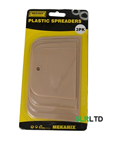 3-x-plastic-spreaders-diy-filler-paste-putty-applicator-free-delivery
