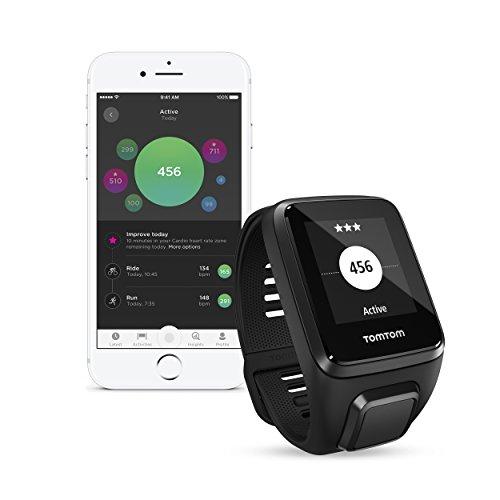 TomTom Spark 3 Cardio + Musik GPS-Fitnessuhr - 8