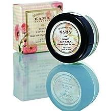 KAMA AYURVEDA ORGANIC ROSE LIP BALM made with organic bees wax 100% NATURAL / 5g