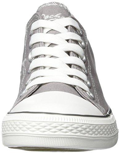 Dockers By Gerli Ladies 36ur201-710210 Sneakers Grigio (grigio Chiaro 210)