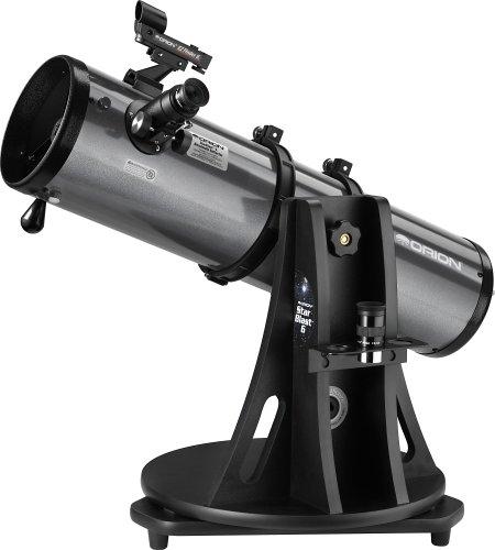 Orion 10016e Reflector 21x Negro - Telescopio (71,1 cm, 10,7 kg, 15 cm, Metal, Madera)