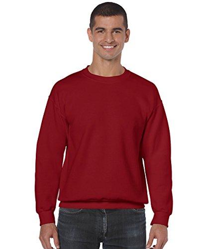 CHEMAGLIETTE! Herren Sweatshirt Granata