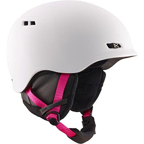 Anon Herren Snowboardbrille Griffon Helm, Größe S, weiß