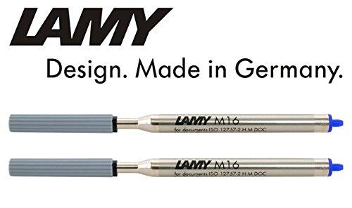 Lamy M16 Mine für Lamy ball point pen (Fein, Blau, 2)