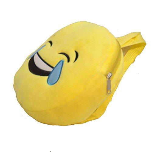 Imagen de esailq bolsos  de emoticon emoji lindo mini para adolescentes mujer niñas estudiantes e  alternativa