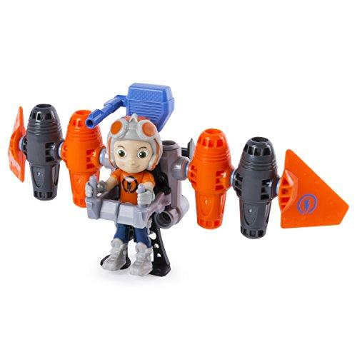 Rusty Rivets Nickelodeon Build me - Jet Pack - Fahrzeug zum zusammenbauen + 1 Spielfigur