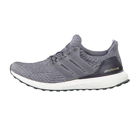 Scarpe Ultra Boost grey/grey/dgh solid grey 2017 Adidas Grau (Gris/gris/grpudg)