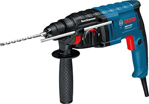 Bosch Professional Bohrhammer im Test: Leistungen und Besonderheiten