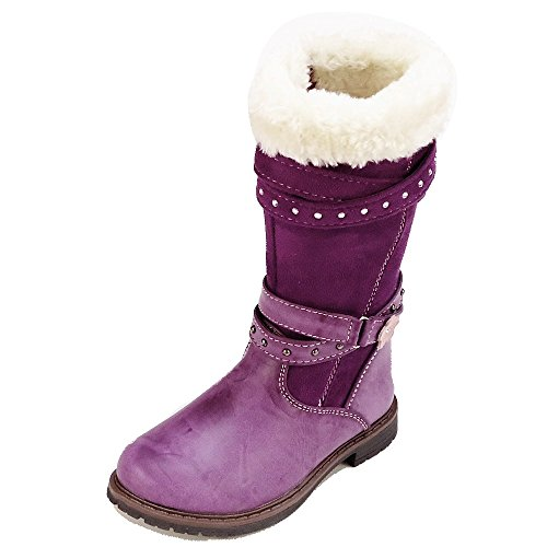 Slobby, Bottes pour Fille Lilas