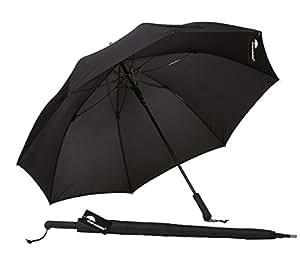 Unbreakable® Parapluie standard  U-111 avec poignée droite.