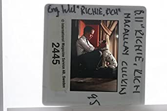 "Slides photo of Macaulay Culkin in a scene from a 1994 American family film, ""Richie Rich""."