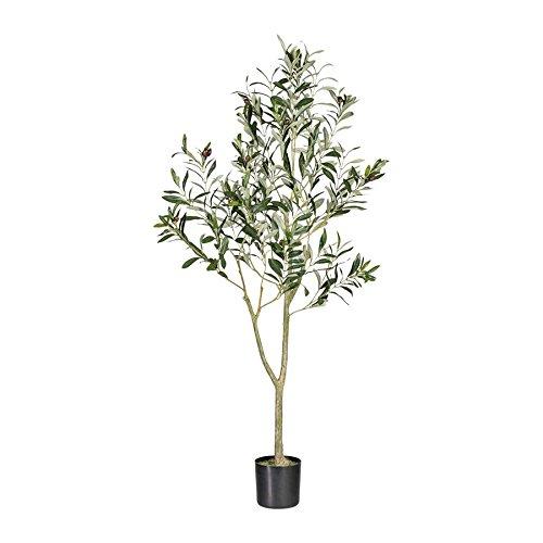 Olivenbaum, ca 120cm im Topf, Kunstbaum (994929264584)