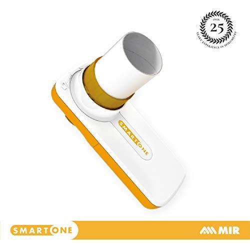MIR SMART ONE   Taschenspirometer für den persönlichen Gebrauch   (PEF) und (FEV1)