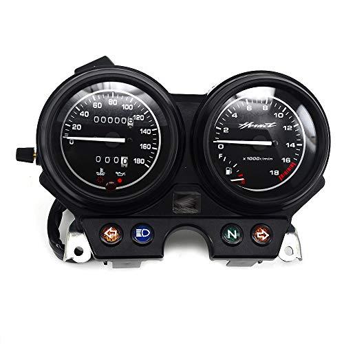 FastPro Motorrad Tachometer Kilometerzähler Instrument Tacho Gauge Cluster Meter für Honda Hornet 250 CB250 2006-2008