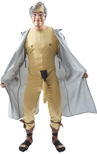 Fancy Kostüm Dress Flasher - Old Man Flasher Costume - Standard