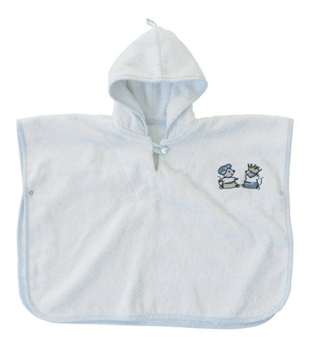Bébé-jou 301753 Badeponcho, Little Mice