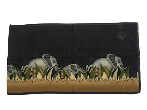 Sciarpa 70% lana 30% seta 155x42cm Made in Italy BRACCIALINI (grigio)
