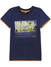 ESPRIT KIDS Ts Get In Game, T-Shirt Garçon