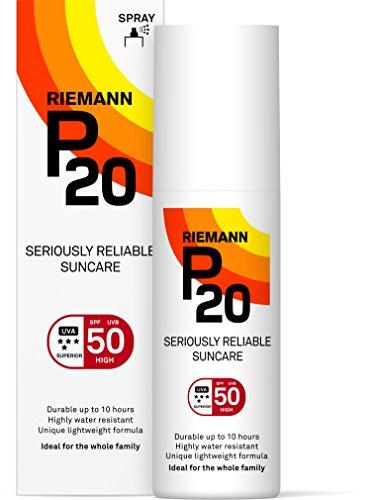 Riemann P20 Once A Day Sonnenschutz 100ml LSF50 -