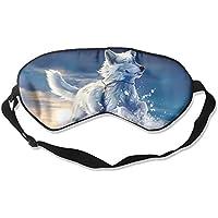 Cool Wolf In Winter Sleep Eyes Masks - Comfortable Sleeping Mask Eye Cover For Travelling Night Noon Nap Mediation... preisvergleich bei billige-tabletten.eu