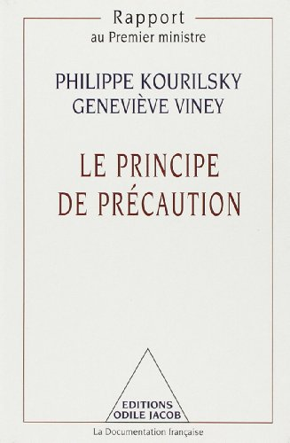 Le principe de prcaution