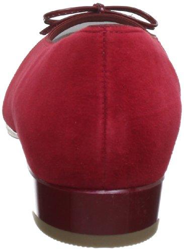 ara  42602, Mocassins pour femme Schwarz Noir (Rubin)