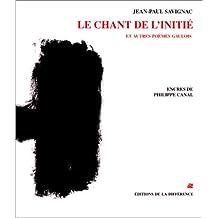 Chant de l'initié et autres poèmes gaulois