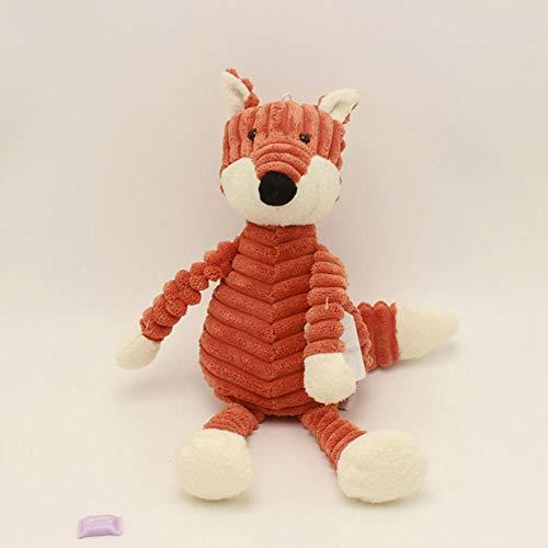 Ttuie 32cm coniglietto peluche coniglio giocattolo panno morbido coniglio farcito decorazioni pasquali baby appease giocattoli per bambini bambini regalo di capodanno, b