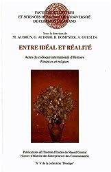 Entre idéal et réalité: Finances et religion du Moyen-Age à l'époque contemporaine