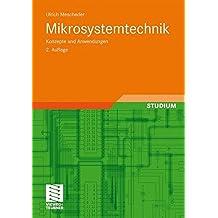 Mikrosystemtechnik: Konzepte und Anwendungen (German Edition)