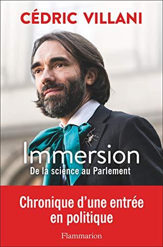 Immersion (Documents, témoignages et essais d'actualité) par  Flammarion