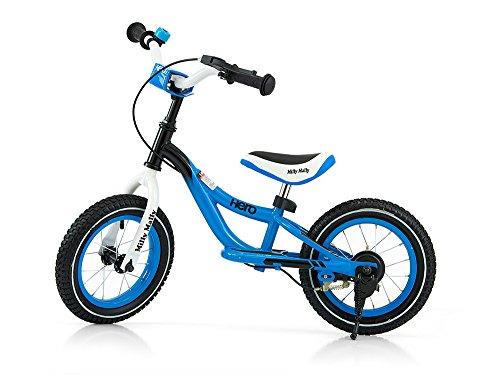 MILLY MALLY 5901761121773 Kinderlaufrad, blau