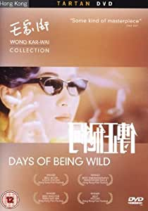 Days Of Being Wild [DVD] [1990]