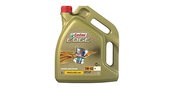 Castrol 15d3ab Gold Engine Oil Auto