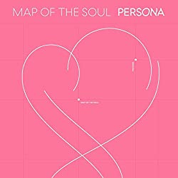 BTS Map of The Soul Persona Album PreOrder Version 3 CD+Poster+Photobook+Mini Book+Photocard+Postcard+Photo Film+Gift(Extra Double-Sided BTS Photocards Set)