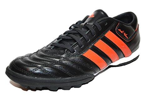 Adidas adinova II TRX TF Scarpe da calcio, Scarpe da ginnastica ragazzo Schwarz (black1/warnin/warnin)
