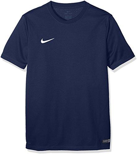 Nike Kinder Park VI Trikot,725984-410,Blau (Midnight Navy/Blanco),S
