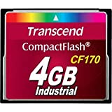 TRANSCEND 4GB CF CARD 170X Industrie