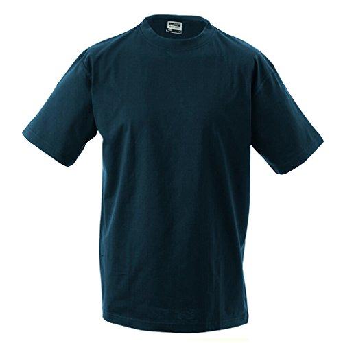JAMES & NICHOLSON Kinder Komfort-T-Shirt aus hochwertigem Single-Jersey Petrol