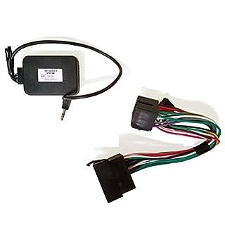 Pioneer Adapter für Lenkradfernbedienung bei Renault (alle mit seperatem Display) (Bj. 09/2000-12/2004)