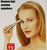 #8: EVALUEMART Hair Remover Women Eye Brow Trimmer Safe and Easy Removal