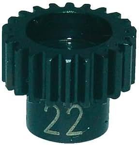 Pignon de moteur en acier 22 dents module 48 DP