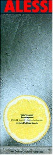 Alessi JUICY SALIF Zitronenpresse aus Gußaluminium, glänzend, silber