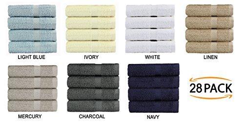 Multi Color Bad-Set, Baumwolle, Wash