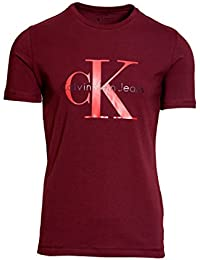 DressCode Herren T-Shirt rot bordeaux