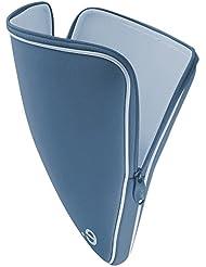 """Be.ez 100432 Housse LA robe Autumn pour MacBook Pro 17"""" Bleu gris"""