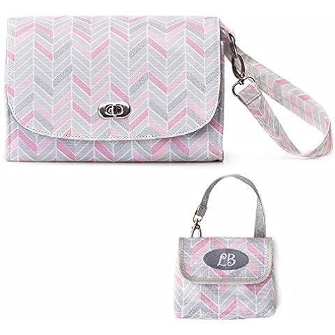 Clutch Bag Lillybit & Paci, motivo (Pace Lilly)