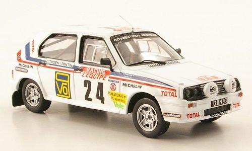 citroen-visa-chrono-no24-tour-de-corse-1983-modellauto-fertigmodell-ixo-143
